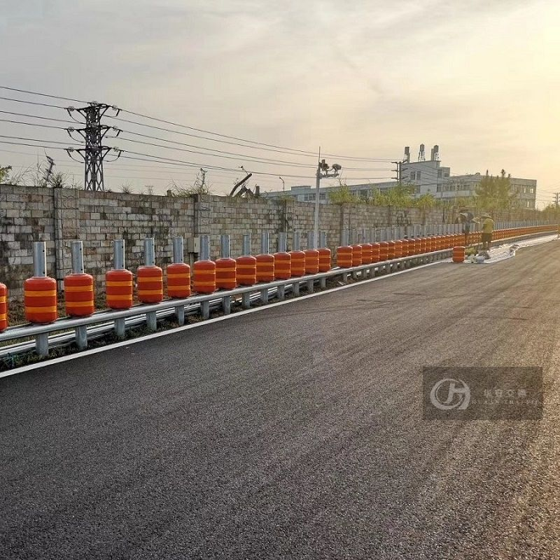 Безопасность ролика типа аварии барьер